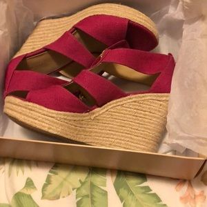 Michael Kors Damita Wedges
